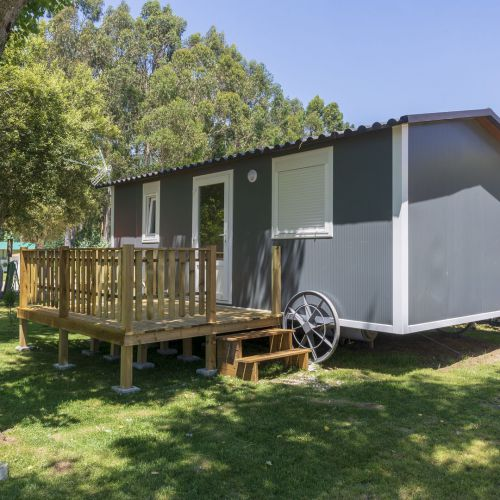 Mobil-Home Deluxe 4 plazas