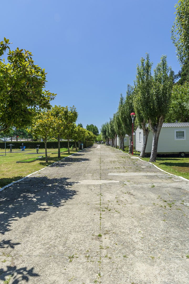 Acceso a Mobil-Homes